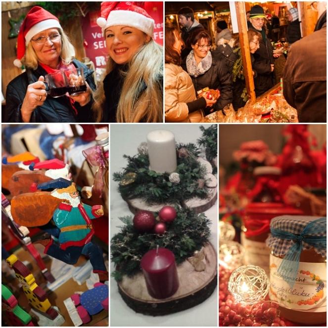 Weihnachtsmarktstand Seniorenhilfe_Elisa Walker