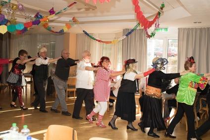 Tanztee Rastatt - Fasching 2019_Elisa Walker 51
