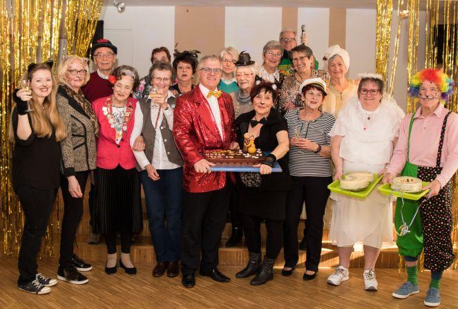 50. Tanzee für Senioren - Elisa Walker
