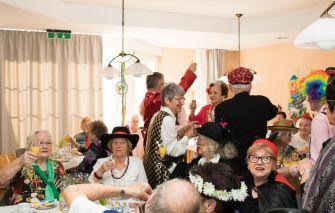 Tanztee Rastatt - 50. Jubiläum Fasching - Elisa Walker 11
