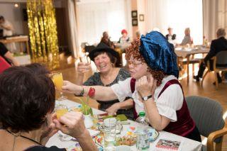 Tanztee Rastatt - 50. Jubiläum Fasching - Elisa Walker 12