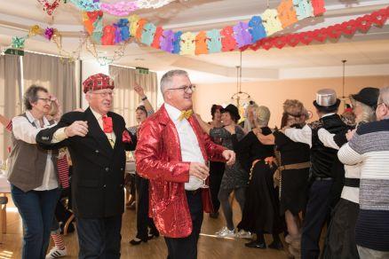 Tanztee Rastatt - 50. Jubiläum Fasching - Elisa Walker 13
