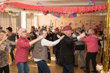 Tanztee Rastatt - 50. Jubiläum Fasching - Elisa Walker 16