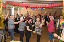Tanztee Rastatt - 50. Jubiläum Fasching - Elisa Walker 17