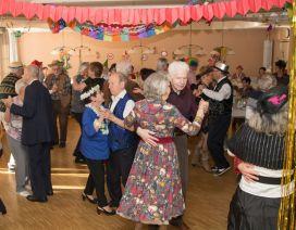 Tanztee Rastatt - 50. Jubiläum Fasching - Elisa Walker 20