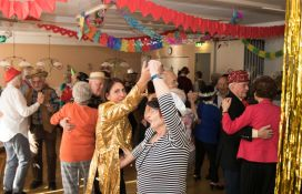 Tanztee Rastatt - 50. Jubiläum Fasching - Elisa Walker 21
