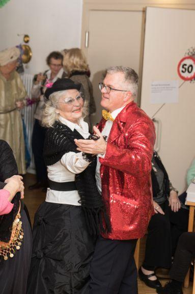 Tanztee Rastatt - 50. Jubiläum Fasching - Elisa Walker 22