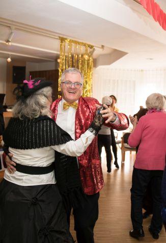 Tanztee Rastatt - 50. Jubiläum Fasching - Elisa Walker 23