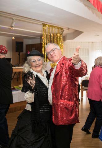 Tanztee Rastatt - 50. Jubiläum Fasching - Elisa Walker 24