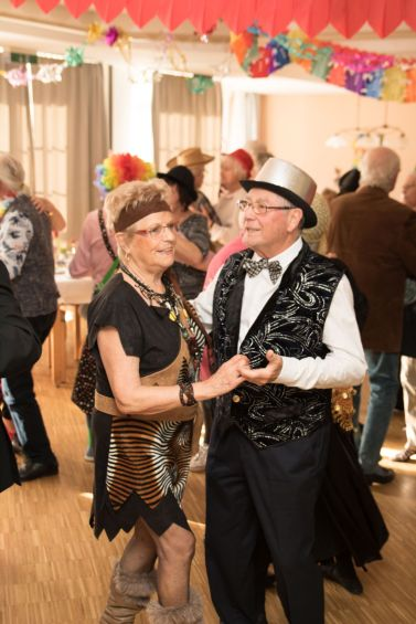 Tanztee Rastatt - 50. Jubiläum Fasching - Elisa Walker 35