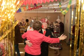 Tanztee Rastatt - 50. Jubiläum Fasching - Elisa Walker 38