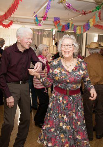 Tanztee Rastatt - 50. Jubiläum Fasching - Elisa Walker 44