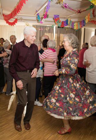 Tanztee Rastatt - 50. Jubiläum Fasching - Elisa Walker 45