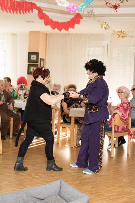 Tanztee Rastatt - 50. Jubiläum Fasching - Elisa Walker 57