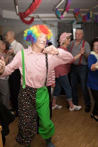 Tanztee Rastatt - 50. Jubiläum Fasching - Elisa Walker 66
