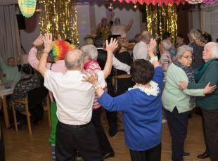 Tanztee Rastatt - 50. Jubiläum Fasching - Elisa Walker 68