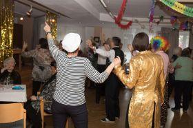 Tanztee Rastatt - 50. Jubiläum Fasching - Elisa Walker 69