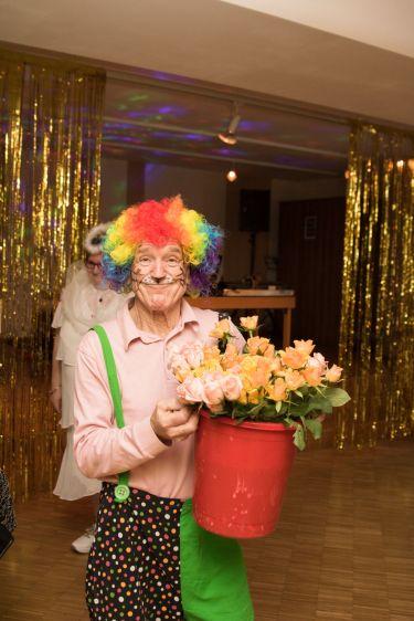 Tanztee Rastatt - 50. Jubiläum Fasching - Elisa Walker 72
